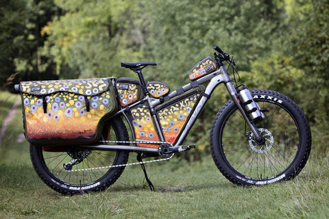 Salsa Blackborow Stowaway frame pack