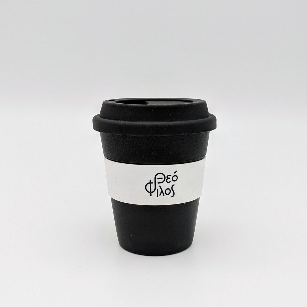 Bamboo Coffee Cup - Μαύρη