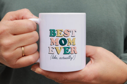 Best Mom Ever (Like, Actually!) - Parcelly