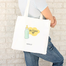 Load image into Gallery viewer, Baby Bottle Tote Bag