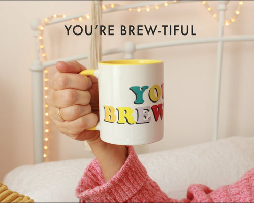 You're Brewtiful - Parcelly
