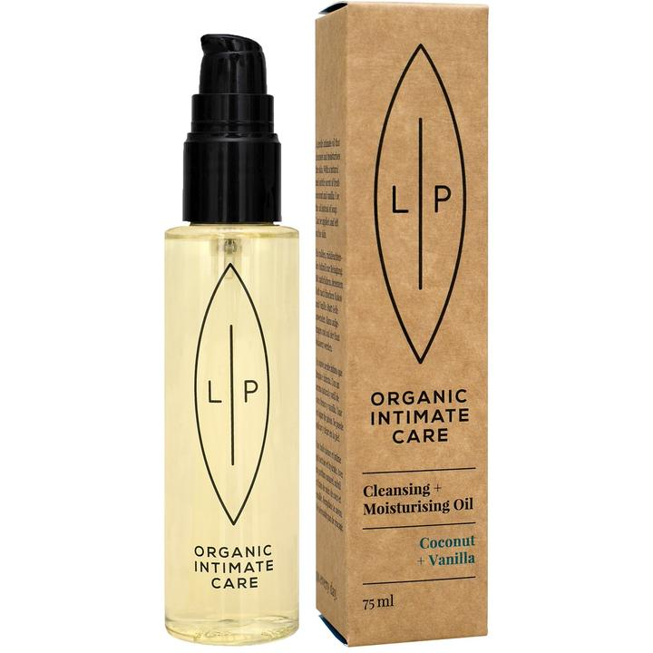 Lip Organic Intimate Oil - Cleansing and Moisturising Oil