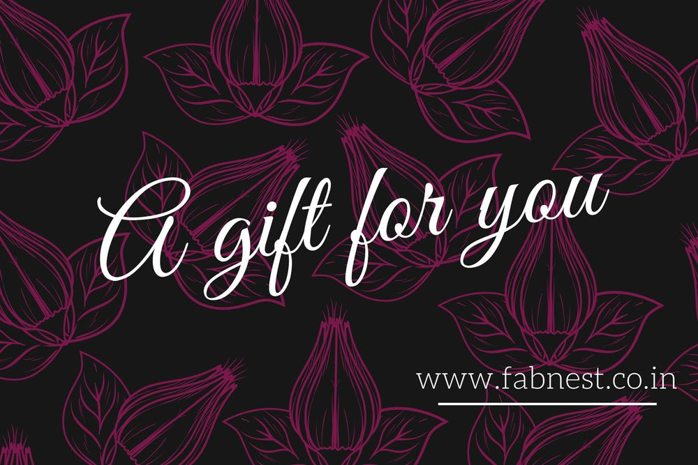Gift Card-Gift Card-Fabnest