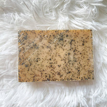 Load image into Gallery viewer, Cafe con Miel Exfoliating Soap Bar