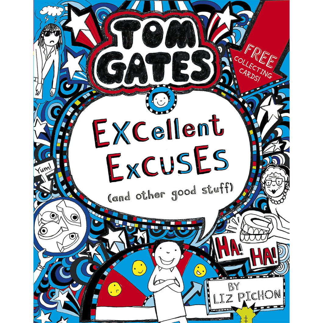 Book Two - Tom Gates Excellent Excuses