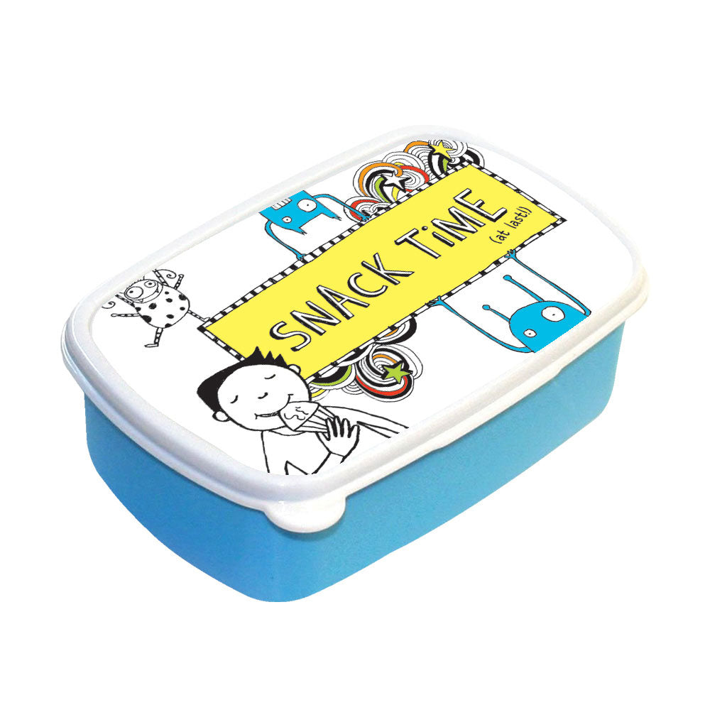 Snack Time Lunch Box