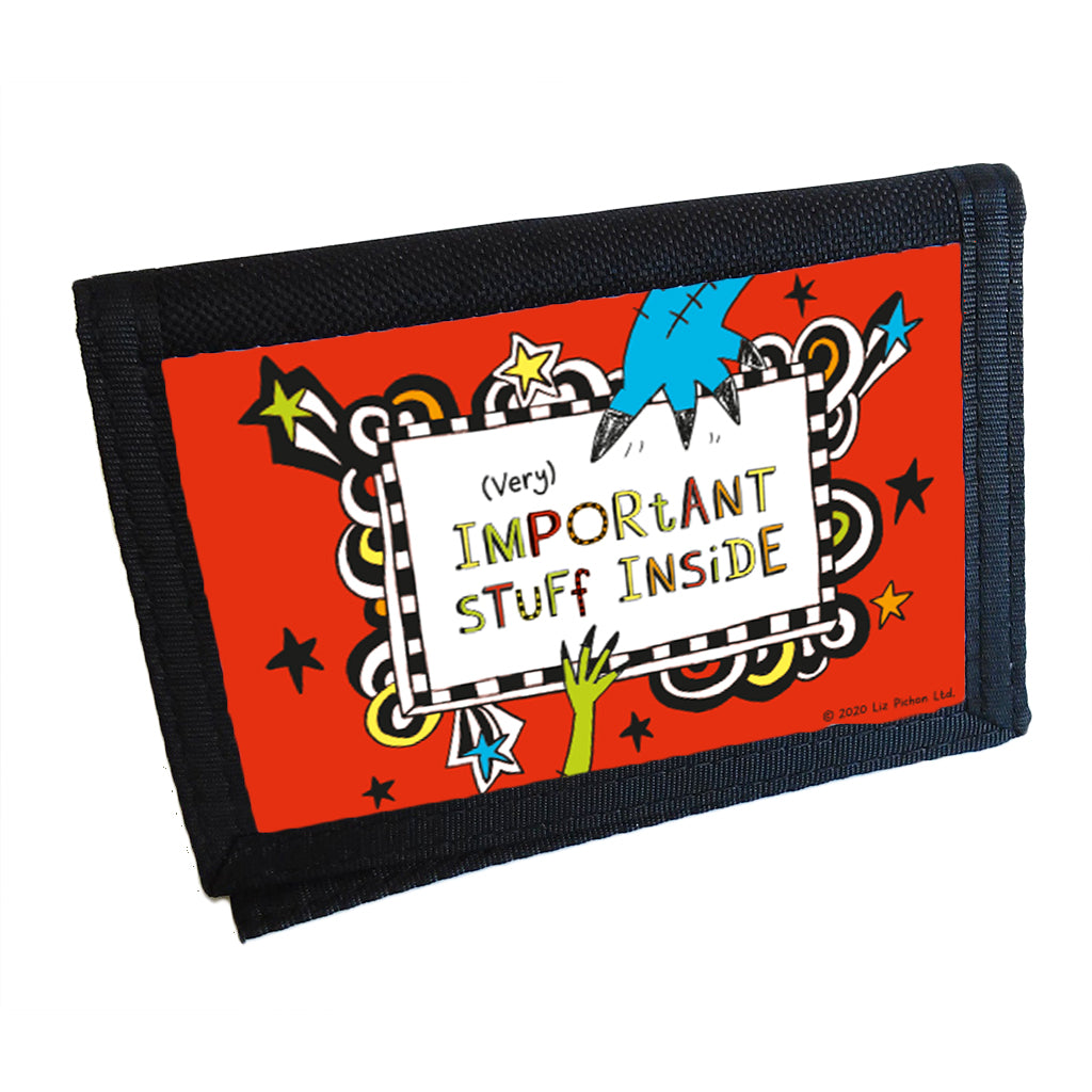 Important Stuff Wallet