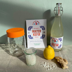 kefir drink water UK set do it yourself diy