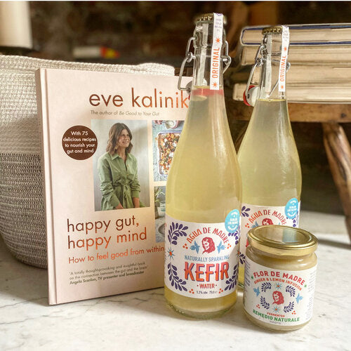 EVE KALINIK'S NEW BOOK & AGUA DE MADRE SET