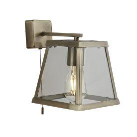 Searchlight 4611Ab Voyager 1Lt Wall Light - Ab
