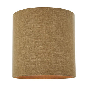 Endon 90549 - Emma Shade 12 Inch Putty Faux Linen & Putty Tc