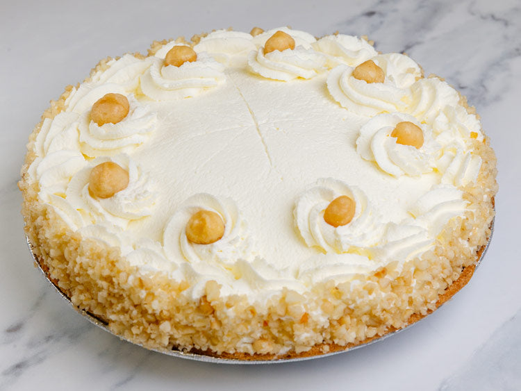 Macnut Cream Pie