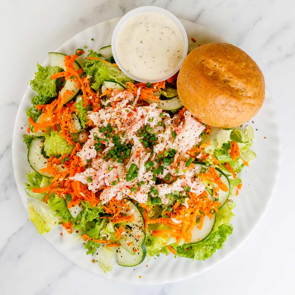 Stillwell's Bakery Shrimp and Crab Salad