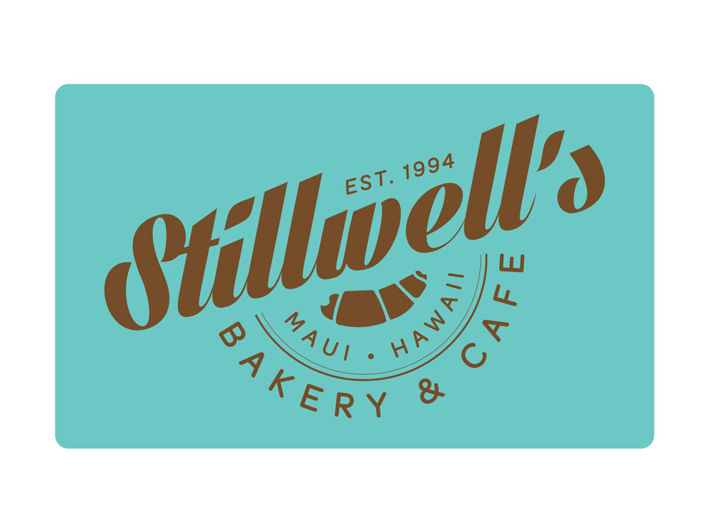 Stillwell's Bakery Gift Cards