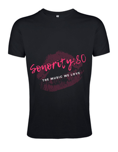 T-Shirt - Sonority 80 - Sol's Regent FIT