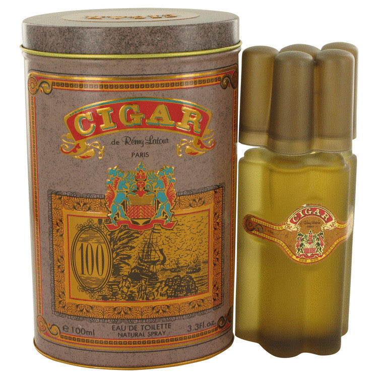 CIGAR by Remy Latour Eau De Toilette Spray 3.4 oz (Men)