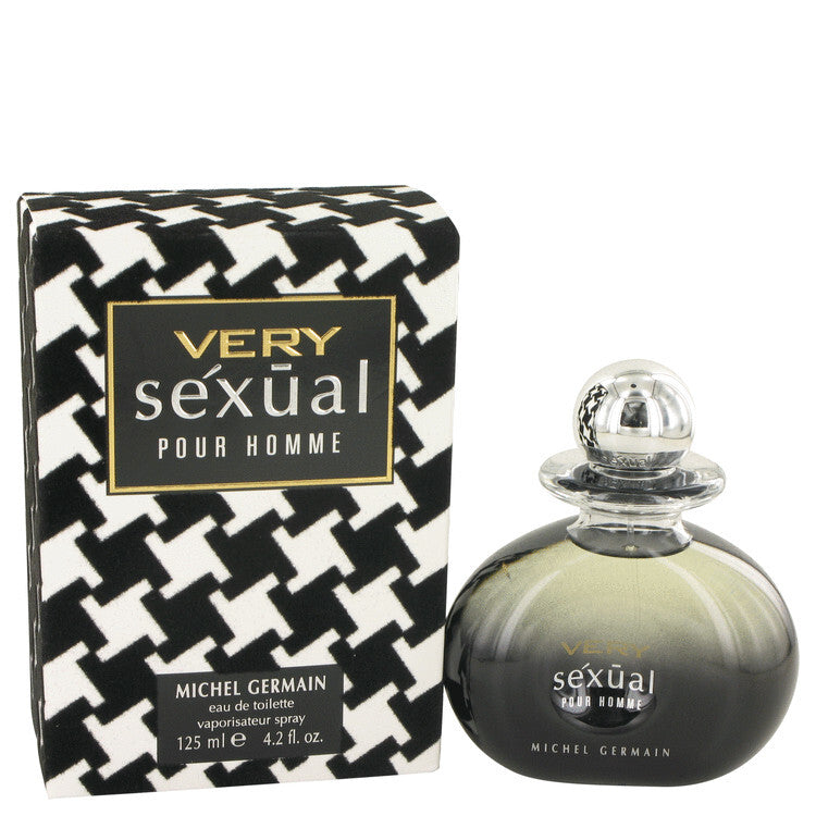Very Sexual by Michel Germain Eau De Toilette Spray 4.2 oz (Men)