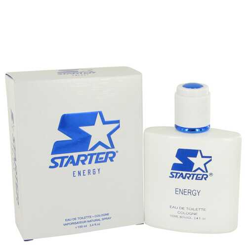 Starter Energy by Starter Eau De Toilette Spray 3.4 oz (Men)