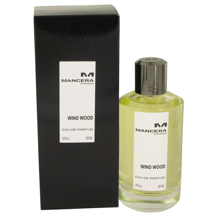 Mancera Wind Wood by Mancera Eau De Parfum Spray 4 oz (Men)