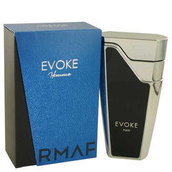 Armaf Evoke Blue by Armaf Eau De Parfum Spray 2.7 oz (Men)