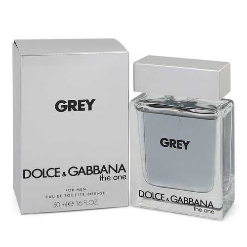 The One Grey by Dolce & Gabbana Eau De Toilette Intense Spray 1.7 oz (Men)