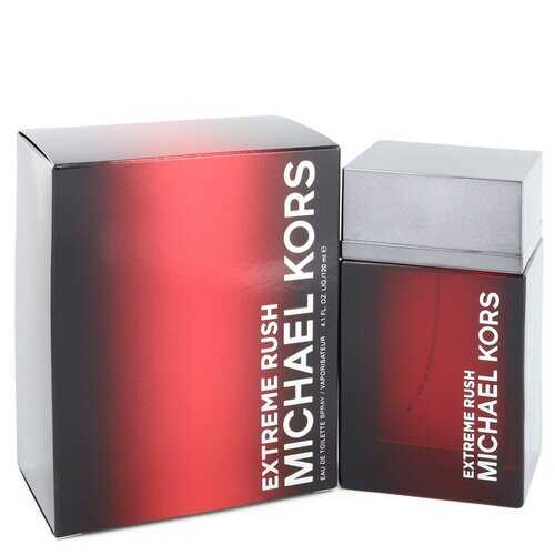 Michael Kors Extreme Rush by Michael Kors Eau De Toilette Spray 4.1 oz (Men)