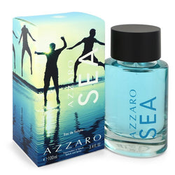 Azzaro Sea by Azzaro Eau De Toilette Spray 3.4 oz (Men)