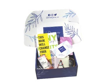 MeetJane Subscription Box - 1 Month