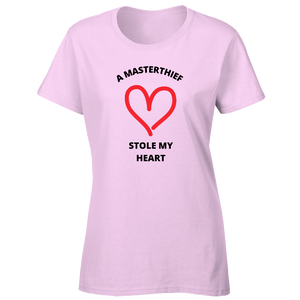 A Masterthief Stole My Heart Original Womens T-Shirt
