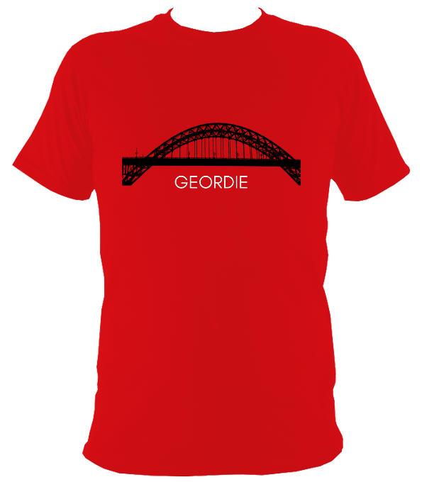 Geordie Tyne Bridge Original T-Shirt