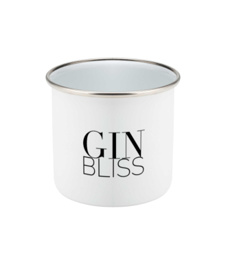 Gin Bliss Original Mug Enamel