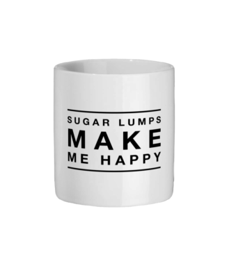 Sugar Lumps Make Me Happy Original Mug