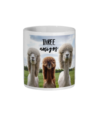 Three Amigos Original Mug Ceramic