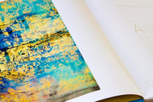 Load image into Gallery viewer, Makoto Fujimura - Golden Sea / Art & Faith