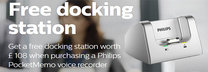 Claim Free Docking Station