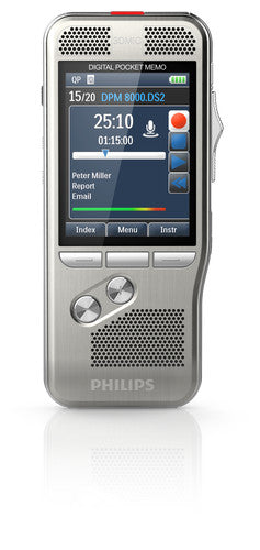 Philips DPM8100 Recorder