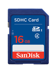 Sandisk 16GB SD Memory Card
