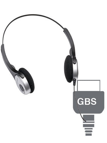 Grundig 565 Headset - GBS Connector
