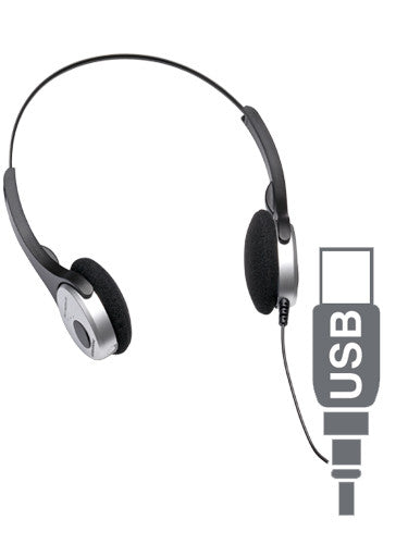 Grundig 565 Headset - USB Connector