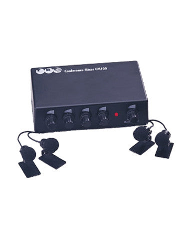 CM100 Conference Recorder Mixer