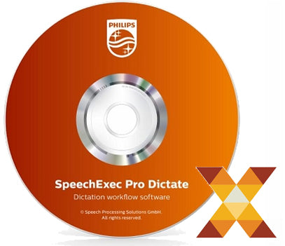 Philips LFH4400/02 SpeechExec Pro Dictate V10