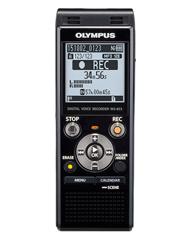 Olympus WS853 Digital Voice Recorder - Meeting & Conference