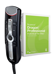 Olympus RM4110s RecMic II with Dragon Professional Individual for Mac v6