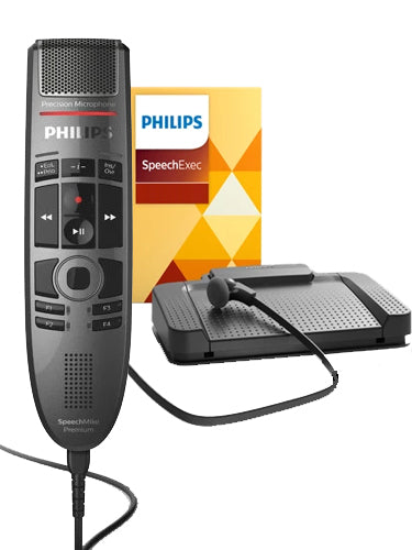 Philips SMP3700 & LFH7277 Starter Kit