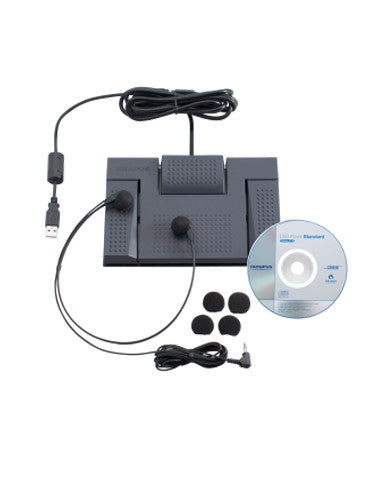 Olympus AS2400 Digital Transcription Kit