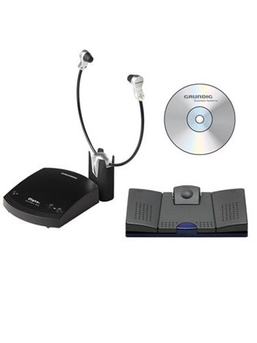 Grundig Digta Transcription Premium Kit - DigtaSoft One - KDC5672i31