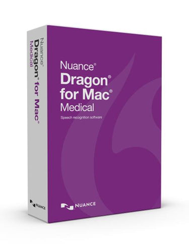 Dragon for Mac Medical 5.0