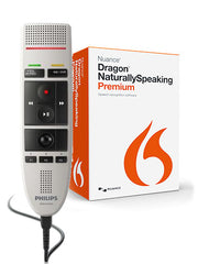Philips LFH3200 SpeechMike with Dragon NaturallySpeaking Premium v13