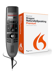 Philips LFH3500 SpeechMike with Dragon NaturallySpeaking Premium v13