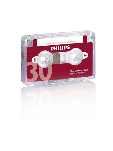 Philips LFH0005 Mini Cassette